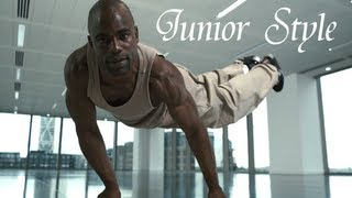B-boy Junior Style  ** Strong Monster **