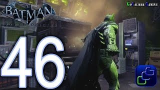 BATMAN: Arkham Origins Walkthrough Part 46 Network