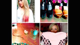 meganheartsmakeup – Jewelry, Shoes, & Clothing Haul! Steve Madden, Nordstrom, & More!