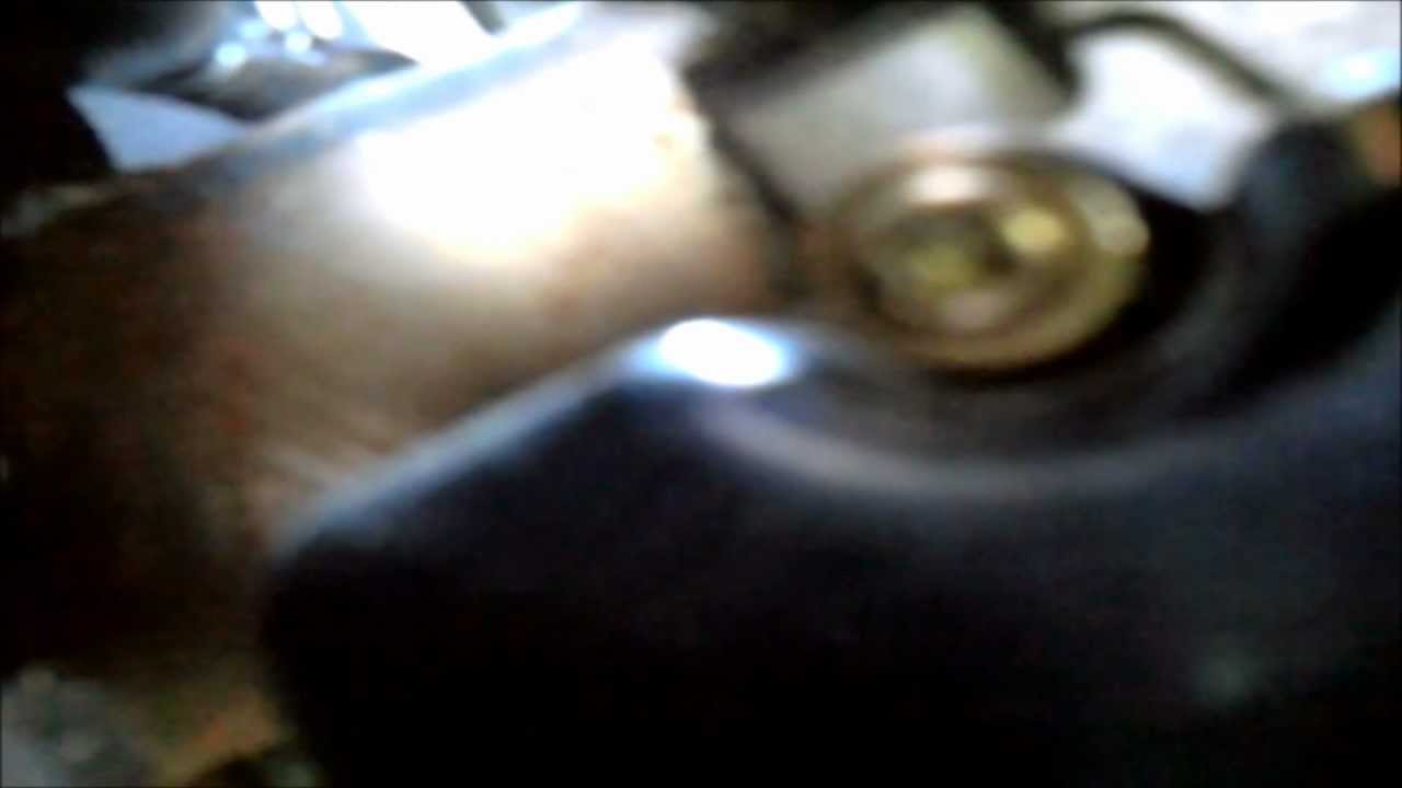 Replacing Ignition Switch On A 99 Honda Accord Lx Youtube