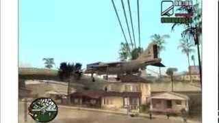 Trucos Gta San Andreas Pc (como Manejar Un Hydra