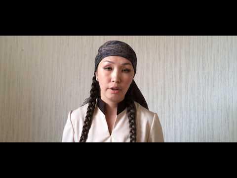 Обращение шориянки Яны Таннагашевой в международный день коренных народов мира