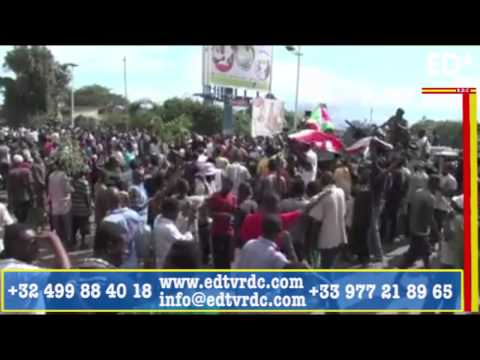 BURUNDI: UN COUP D'ÉTAT OU UNE RÉVOLUTION?