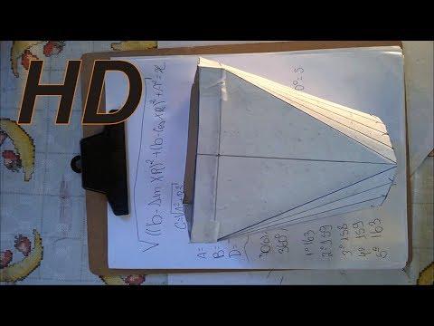 Cálculos e traçado de Quadrado para Redondo Caldeiraria