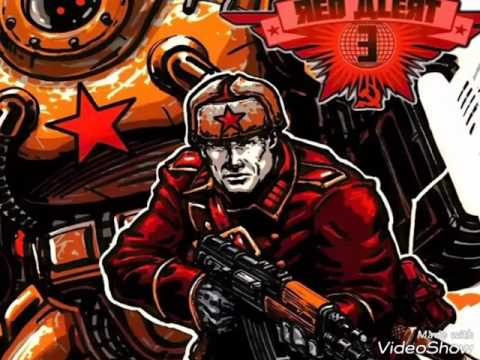 Red Alert 3 - Soviet Combat 1 ( Truimphal Ost )