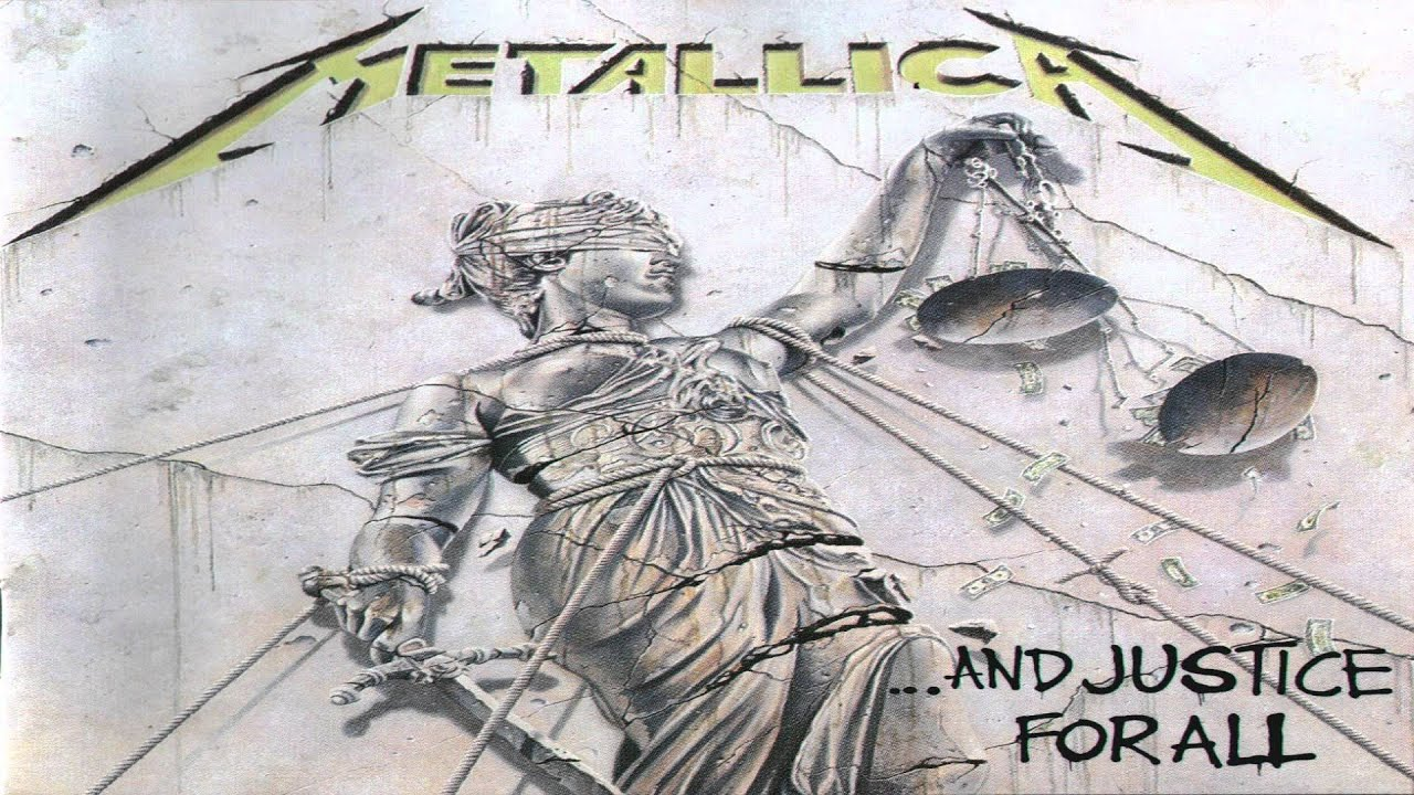 Metallica And Justice For All Kids