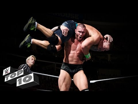 Stolen Finishers: WWE Top 10