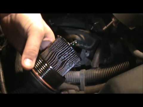 Synthetic Vs Regular Oil >> 2008 Chevy Malibu Oil Filter Change - YouTube