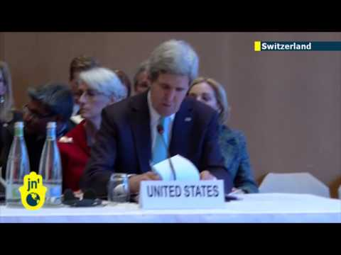 Syria Peace Talks: First day of dialogue sees Assad loyalists and opponents clash repeatedly