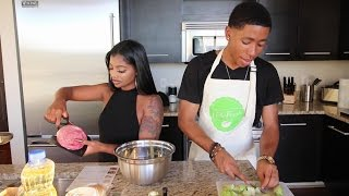 COOKING WITH DK4L | GOURMET MEALS