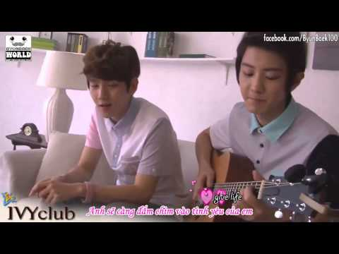 [VIETSUB][FMV] ► Happy Birthday to ChanYeol 27/11◄ ChanBaek-ver [BBW]