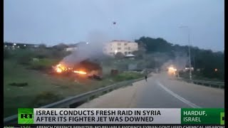 Most serious incident between Israel and Syria & Iran in years: Comments on downing of Israeli jet