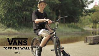 Frestyle BMX: Kilian Roth, Germany