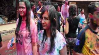 Holi The Dance Of Colors Part 1.wmv