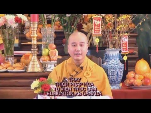 Con Khỉ Trong Phật Giáo - Thầy. Thích Pháp Hòa ( Feb. 14, 2016 )