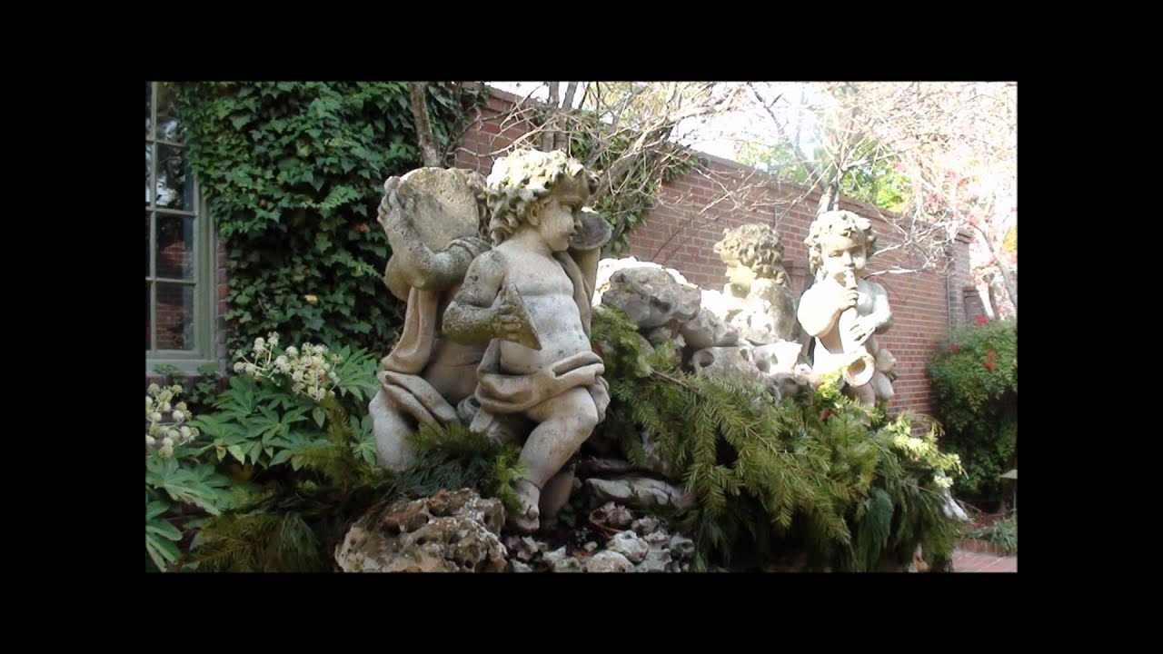 Biedenharn museum and gardens monroe la youtube for The gardens at monroe