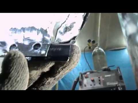 Jak naprawić karoserię w aucie - poradnik blacharza #1
