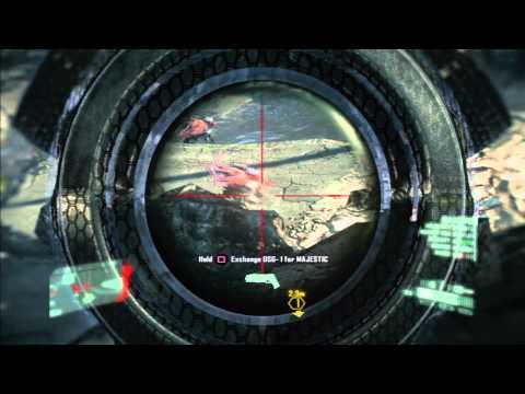 Первое геймплейное видео Crysis 2 на PS3
