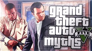 GTA 5 Myths (Underwater Explosions, Angry Taxi Driver