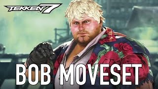 TEKKEN 7 - Bob Reveal Trailer