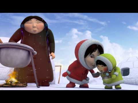 Eskimáčka séria 2. 6 - Zrkadlo
