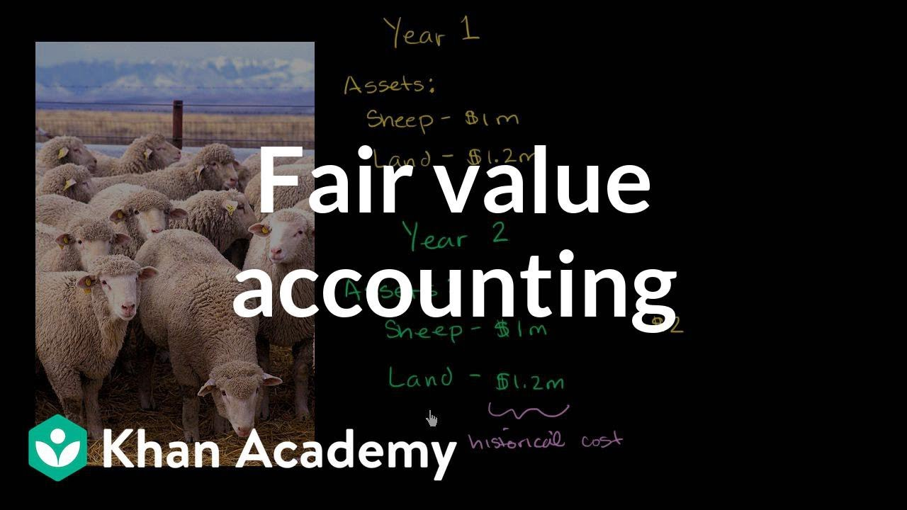 fair value vs historical cost accounting The historical-cost method is used for assets in the us the mark-to-market practice is known as fair value accounting whereby certain assets are recorded at their market value this means that when the market moves.