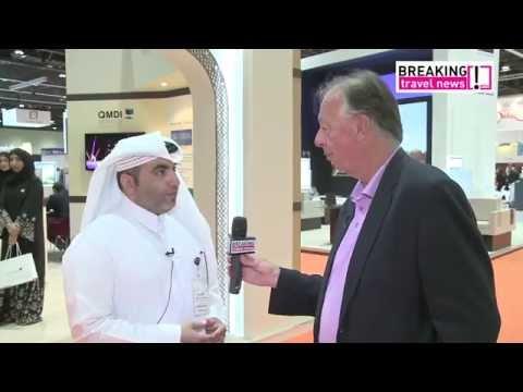 GIBTM 2014   Qatar Tourism Interview