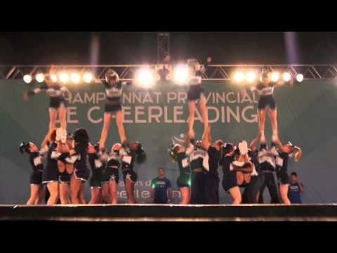 Recrutement UQAM Citadins Cheerleading 2012-2013