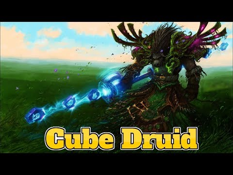 [Legend] Big Cube Druid The Boomsday Project | Hearthstone Guide How To Play