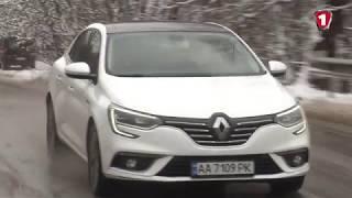 Номінант: Renault Megane Sedan | Пробег 3. Первый Автомобильный канал.