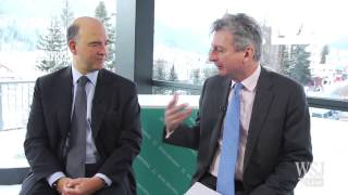 Moscovici: Why France Must and Will Change | Davos World Economic Forum