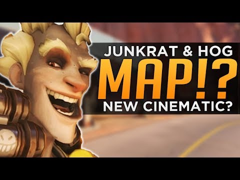Overwatch: NEW Map & Cinematic Coming SOON!?
