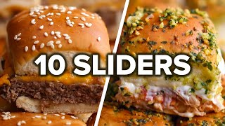 Sliders 10 Ways