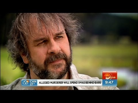 Sunrise - Peter Jackson -- making movies