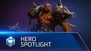 Heroes of the Storm - Garrosh Spotlight