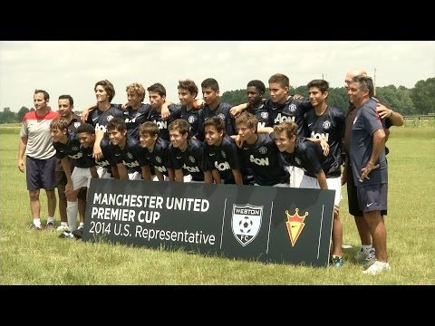 U-13/14s Academy Showcase Highlights and MUPC 2014 Selection