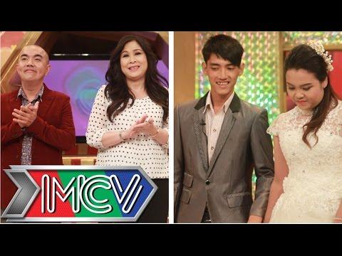 Vợ giữ chồng bằng cách.. bắt mặc quần đùi - Thiện Tuấn và Huỳnh Như | VCS 95