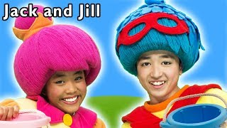 Jack and Jill and More   School Rhymes for Kids   Baby Songs from Mother Goose Club!