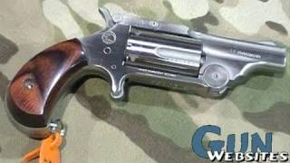 NAA Break Top Ranger Revolver