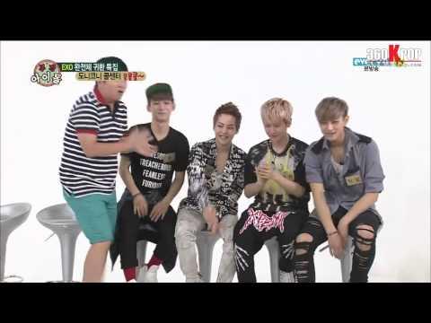 2/4 [Vietsub] 130814 EXO @ Weekly Idol [EXO Team]