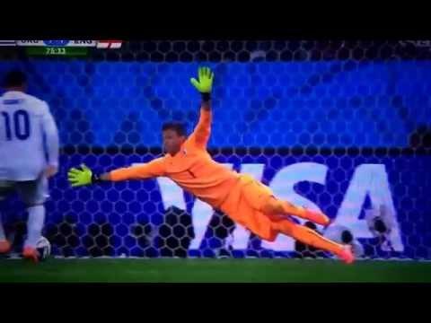 Uruguay vs England  -  2-1 -  Wayne Rooney GOAL ( FIFA World Cup 2014 )