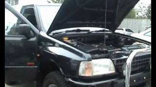 Vauxhall Frontera - same owners 15 years