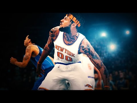 NBA 2k16 My Career Gameplay Ep. 24 - Taking the LAST SHOT! Injury Bug Biting Knicks
