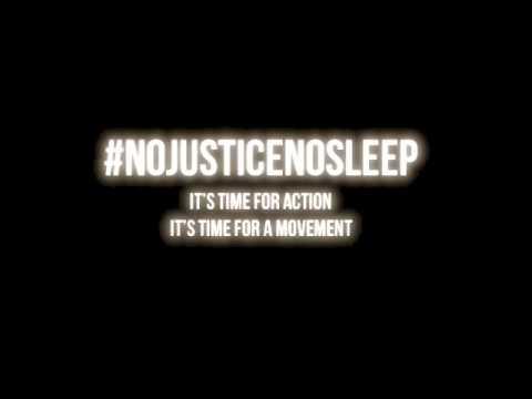 #NoJusticeNoSleep Conference Call Agenda 7-14-13