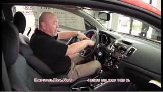 2011 Kia Forte Koup Walk Around Video With Tom Holland