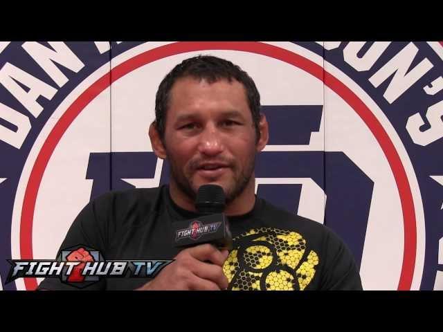 UFC 167 St-Pierre vs. Hendricks- pros picks w/Dan Henderson, Tito Ortiz & Tyron Woodley