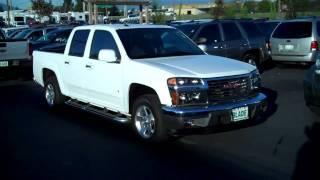 2012 GMC Canyon 4WD Crew Cab SLT videos