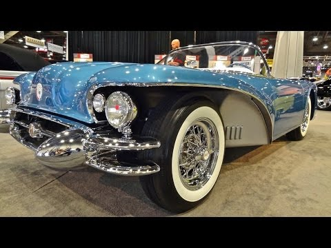 Buick Wildcat - One of the coolest classics at Sema 2013