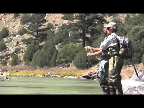 Fly fishing the chama river in new mexico youtube for Cochiti lake fishing