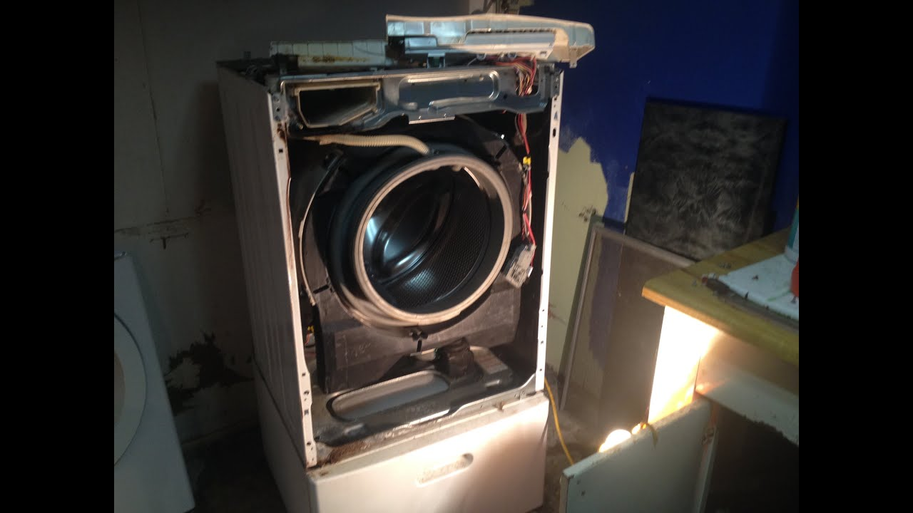 Frigidaire Washer Frigidaire Washer Repair Youtube